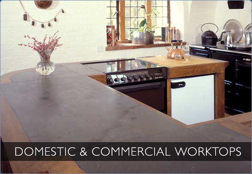 Domestic and Commercial Worktops