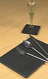 Honed Placemats