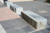 Slate Benches