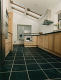 Fine Rubbed Floor Tiles